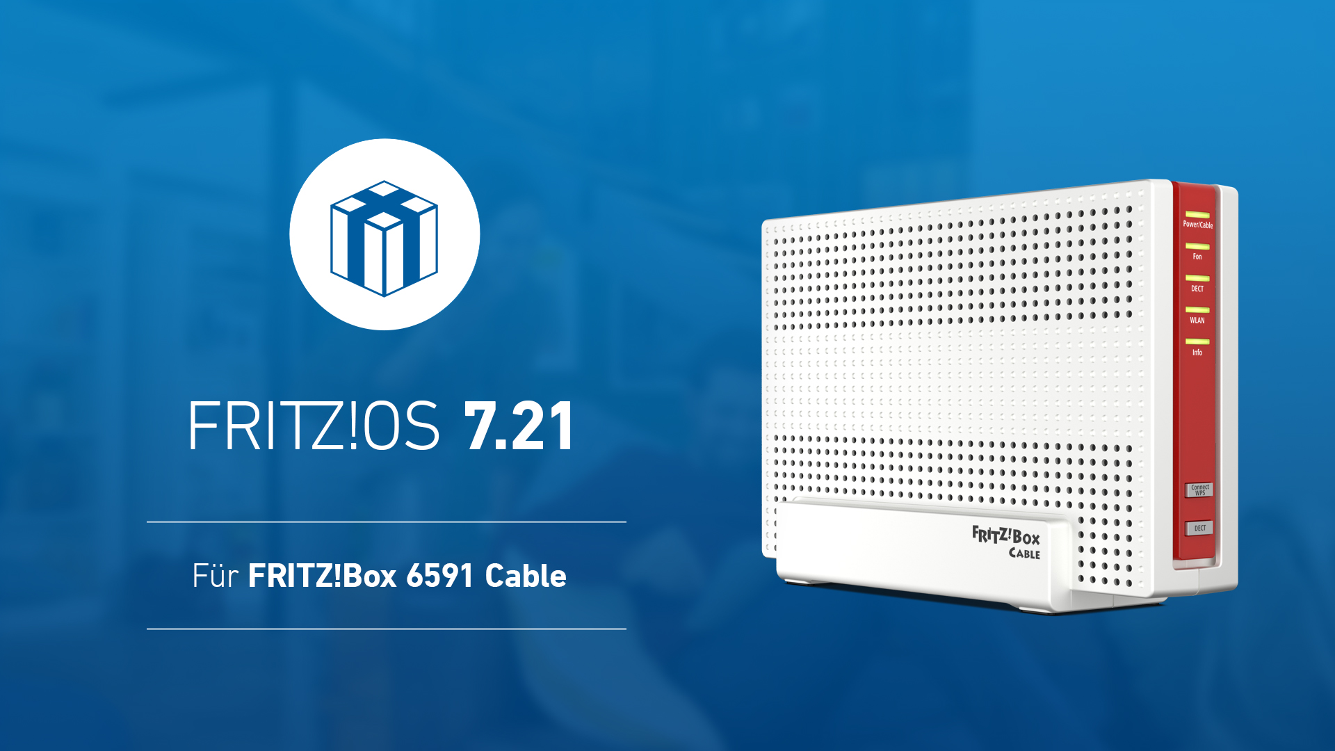 Tele Columbus/Pyur: Fritzbox Updates für FRITZ!Box 6490 Cable und 6591 Cable