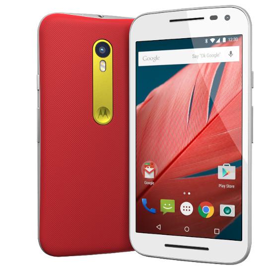 Motorola Moto G 3rd Editon